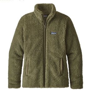 Patagonia Recycled Polyester Fuzzy Jacket